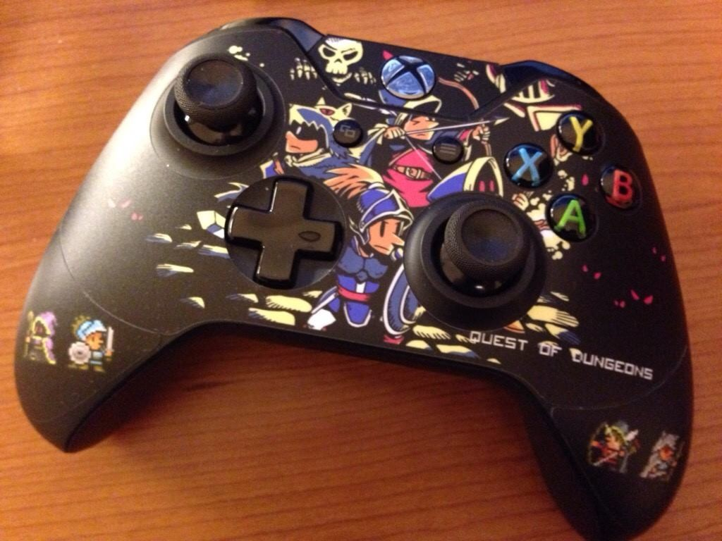 Make Your Own QoD Xbox One Controller