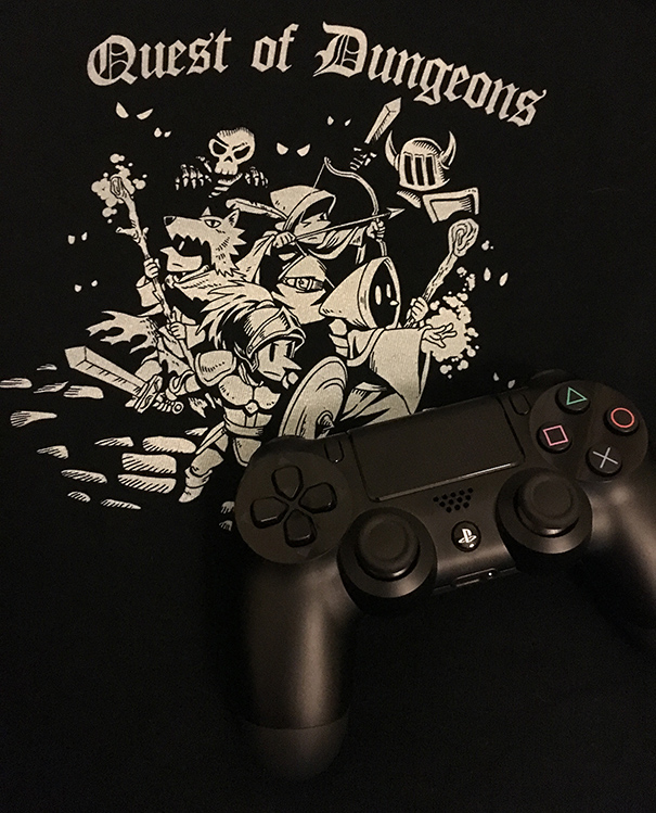 Quest of Dungeons PS4